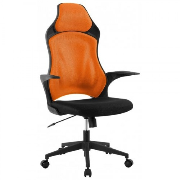 LANGRIA Ergonomic High-Back Mesh Office Executive Gaming Chair 360 Degree Swivel with Knee-Tilt 265 lbs Capacity