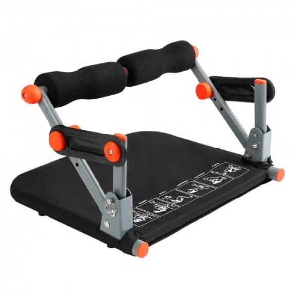 Finether Core Fitness Equipment 9 in 1 Ab Trimmer Total Body Workout Exercise Machine for Gym